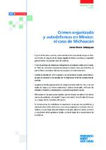 Crimen organizado y autodefensas en México