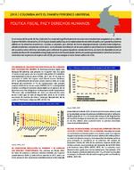 Politica fiscal, paz y derechos humanos