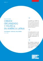 Crimen organizado y política en América Latina