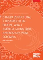 Cambio estructural y desarrollo en Europa, Asia y América Latina 2030