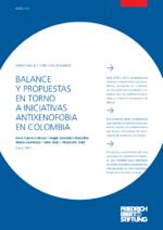 Balance y propuestas en torno a iniciativas antixenofobia en Colombia
