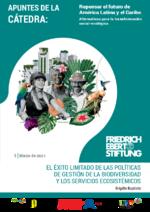 El éxito limitado de las políticas de gestión de la biodiversidad y los servicios ecosistémicos