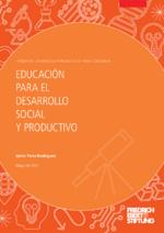 Educación para el desarrollo social y productivo