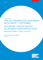 Tercer congreso de seguridad incluyente y sostenible